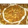 140 Turkse pizza met shoarma